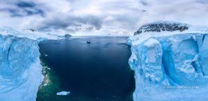 Antártida (Foto AirPano.com).