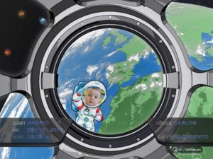 imagen del meteosat