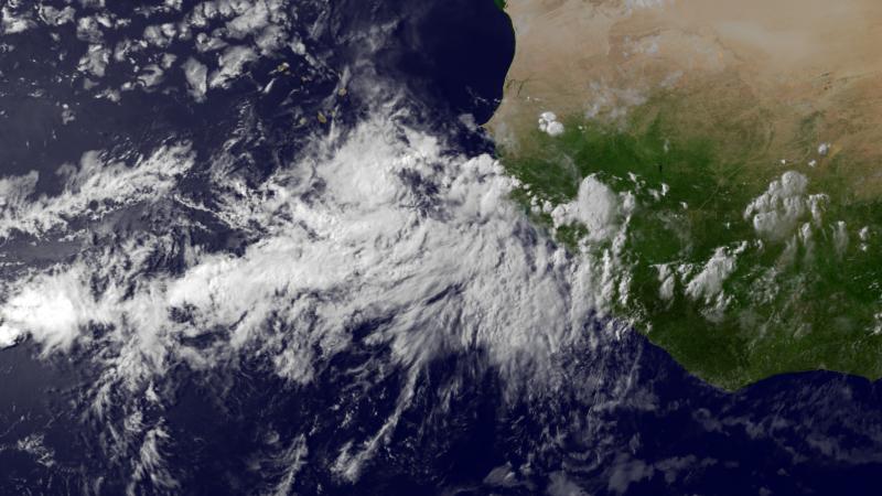 Imagen del Meteosat: Un ojo en el cielo que nos regala imágenes muy especiales