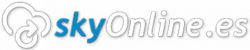 www.skyonline.es Logo